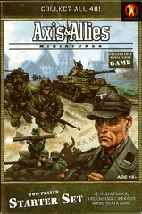 Axis & Allies Miniatures