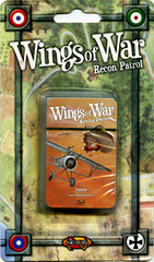 Wings of War - Recon Patrol Booster Pack