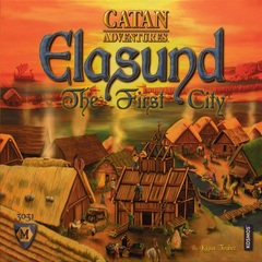 Catan: Elasund: The First City of Catan (Special Order Item)