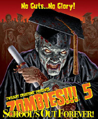 Zombies!!!: 05 - Schools Out Forever (2nd Edition) © Twilight Creations