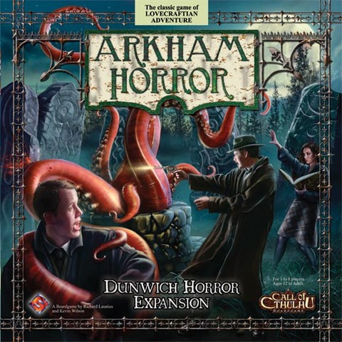 Arkham Horror - Dunwich Horror Expansion