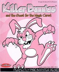 Killer Bunnies and the Quest for the Magic Carrot - Pink Booster