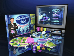 American Idol All-Star Challenge DVD Game