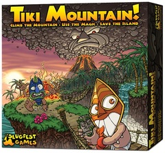 Tiki Mountain!
