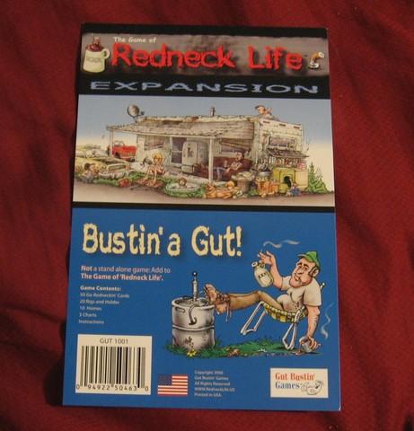 Redneck Life: Bustin A Gut! Expansion