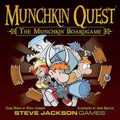 SJG1470 Munchkin Quest