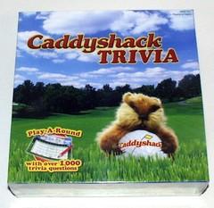 Caddyshack Trivia Game