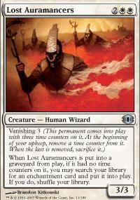 Lost Auramancers