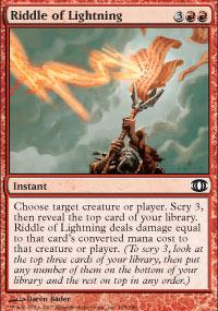 Riddle of Lightning