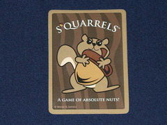 S'quarrels - a game of absolute nuts