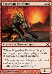 Bogardan Firefiend