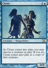 Clone Clone Duel deck Magic ENGLISH