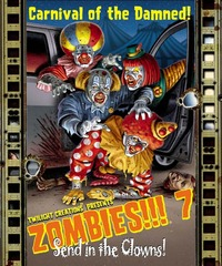 Zombies!!!: 07 - Send in the Clowns © Twilight Creations