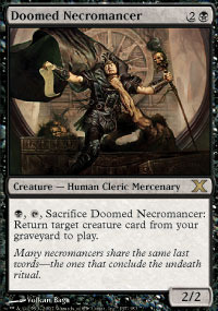 Doomed Necromancer