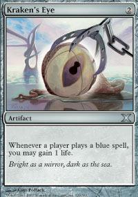 Krakens Eye