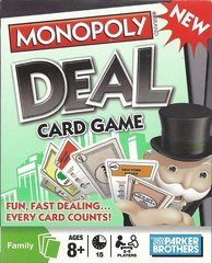 Monopoly - Deal Card Game
