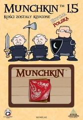 Munchkin 1.5 - Kości zostały rzucone