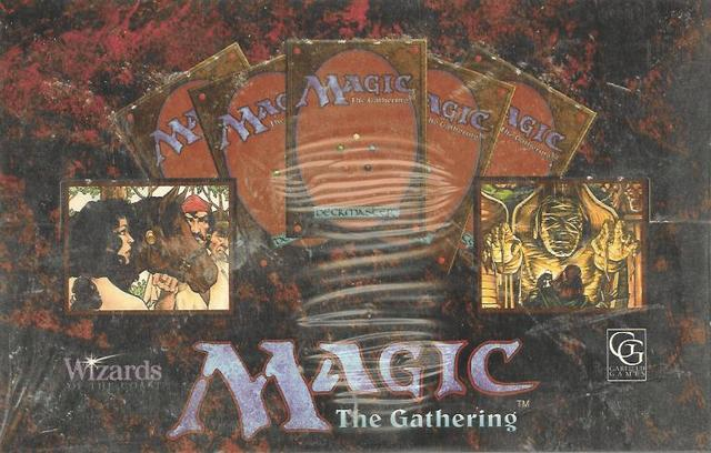 MTG 4th Fourth Edition Booster Box