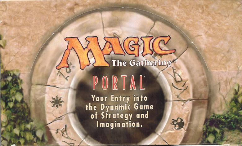 Portal 1 Booster Box