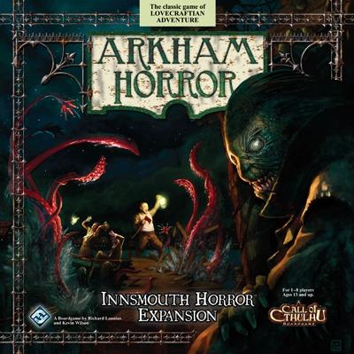 Arkham Horror: Innsmouth Horror Expansion