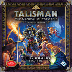 Talisman (fourth edition): The Dungeon Expansion pegasus