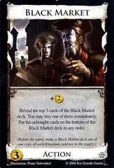 Dominion: Black Market Promo Card