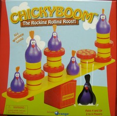 Chickyboom: The Rocking Rolling Roost!