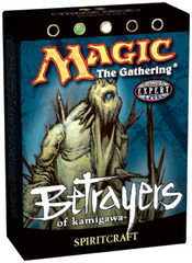 MTG Betrayers of Kamigawa Theme Deck: