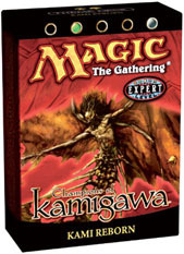 Champions of Kamigawa Reborn Precon Theme Deck