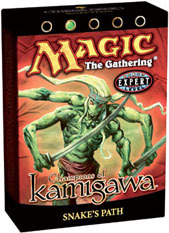 Champions of Kamigawa Snake's Path Precon Theme Deck