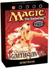 MTG Champions of Kamigawa Theme Deck: