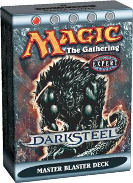 Darksteel Master Blader Theme Deck