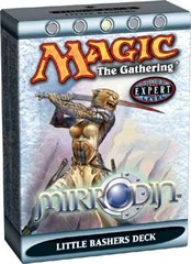 Mirrodin Little Bashers Precon Theme Deck