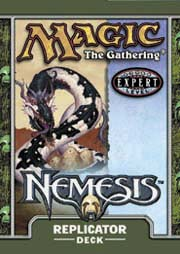 MTG Nemesis Theme Deck: Replicator