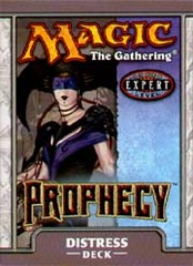 Prophecy Distress Precon Theme Deck