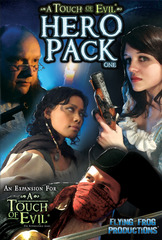 A Touch of Evil - Hero Pack 1