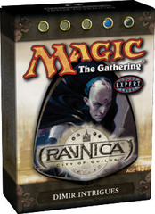 Ravnica Dimir Intrigues Precon Theme Deck