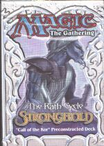 Stronghold Call of the Kor Precon Theme Deck