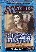 Urza's Destiny Enchanter Precon Theme Deck