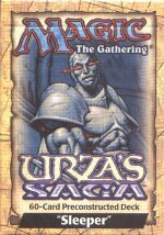 Urza's Saga Sleeper Precon Theme Deck