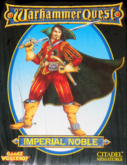 Warhammer Quest: Imperial Noble