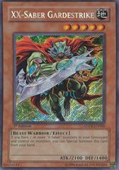 XX-Saber Gardestrike - ANPR-EN000 - Secret Rare - 1st Edition
