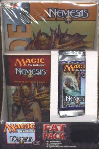 Nemesis Fat Pack