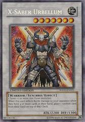 X-Saber Urbellum - HA01-EN025 - Secret Rare - Limited