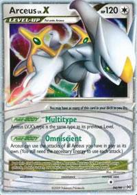Pokemon NM-Mint Sealed Product 1x  Collector/'s Tin Arceus Lv.X