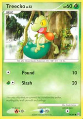 Treecko - 79/99 - Common