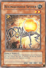 Relinquished Spider - SOVR-EN017 - Common - 1st Edition