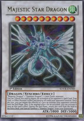 Majestic Star Dragon - SOVR-EN040 - Ultra Rare - 1st Edition