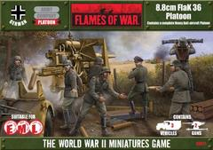 8.8cm FlaK36 Battery - Platoon Box Sets