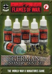 German Infantry Paint Set